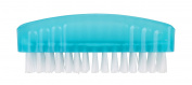 Elliott Double Sided Nail Brush, Frosted