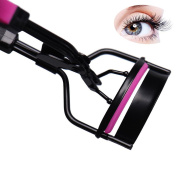 Sumanee Proffessional Handle Eyelash Curler Clip Eye Curling Beauty Cosmetic Makeup Tool