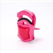 3pcs Portable Eyelash Curler Makeup Eye Lash Curls with Refill Rubber Pad