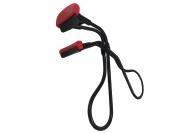 Alluring Mini Eyelash Curler Red / Black