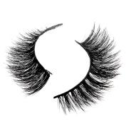 Exteren 100% 3D Real Mink Hair Natural Comfortable Thick Makeup Eye Lashes False Eyelashe