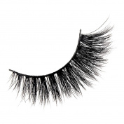 Exteren 100% 3D Real Hair Natural Thick Makeup Eye Lashes False Eyelashes
