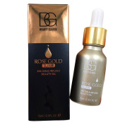 Hanyia 24k Facial Elixir Skin Makeup Oil Beauty Oil Essential Oil Before Foundation Primer Moisturising Face Oil 15ML