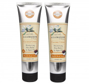 A La Maison de Provence Coconut Cream Hand and Body Lotion (Pack of 2) With Shea Butter, Avocado Oil and Vitamin E, 150ml Each