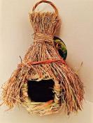 SUGAR GLIDER/BIRD 'TIKI' NEST/SLEEPER FOR CAGE
