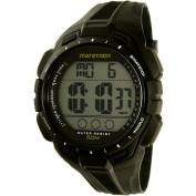 Timex Men's Marathon TW5K94800 Black Rubber Analogue Quartz Sport Watch