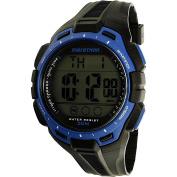 Timex Men's TW5K94700 Black Polyurethane Quartz Sport Watch