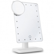 IGIA X5 Zoom White LED Makeup Mirror