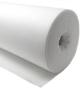 Axomi White Disposable Non-Woven Exam Bed Cover, 1 Perforated Roll, 55 Sheets, 60cm x 100m