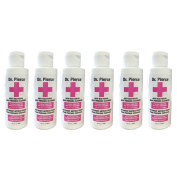 Dr Pierce Anti Bacterial Body Piercing Cleanser 120ml 6 pc Set