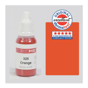 The Elixir Beauty Doreme Professional Permanent Makeup Tattoo Ink Pigment 15ml/bottle for Lip Make up Permanent Body Makeup Lip Ink Tattoo Bachine Beauty Tools, CLINICALLY TESTED, Orange