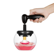 Makeup Brush Cleaner, Automatic Makeup Brush Cleaning Tool - Instantly Wash and Dry Your All Kinds of Makeup Brushes