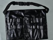 Vellhater Creative Foldable Makeup Brush Pockets Toolbelt Tool Bag