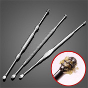 Sumanee 3pcs Good Tools Useful Hot Come In Addition To Cleaning The Ear Wax Stick Ershao