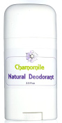 Chamomile Natural Deodorant - Freshly Picked Chamomile Scent - Natural Odour Control Blend with Absorbent Clays and Powders