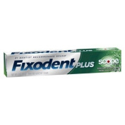 Fixodent Plus Scope Flavour 60ml by Fixodent