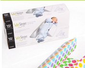 Safe Sleep Baby Pillow Positioner Newborn Wedge Side Support Infant White