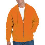 Gildan Men's Full Zip Hooded Sweatshirt