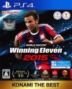 World soccer winning eleven 2015 KONAMI THE BEST is soft