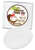 Label Young Shocking Body Bar KKOKKO Ver. Soap 100g Coconut Oil For Dried Skin