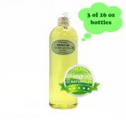 1420ml Walnut Oil Raw 100% Pure Organic Cold Pressed Skin Hair Massage