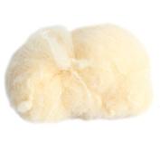 Riyang Pack of 20PCS Women's Bun Hair Nets Invisible Elastic Stretchy 50cm Light Blonde