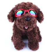M2cbridge Pet Doggles UV Protective Foldable Sunglasses Eye Wear Protection Goggles
