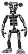 Funko Five Nights at Freddy's 5.1cm Tall Endoskeleton Vinyl Mini Figure