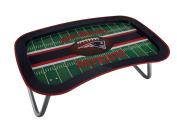 NFL New England Patriots Multi-function Metal Lap Tray w/Folding Legs 60cm