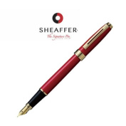 Enter, and Sheaffer fountain pen PRE9176PN-M red lacquer GT popularity writing implements stationery office office supplies design stationery present souvenir gift red prelude SC SHEAFFER name is OK