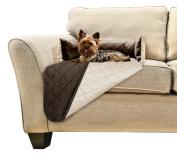 FurHaven Sofa Buddy Reversible Pet Bed Furniture Cover
