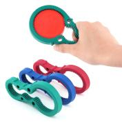 "Bottle Jar Opener Number ""8"" Multi-Opener can tin handy flexible rubber Screw Cap Device Kitchen Bottle Jar Opener Tools green"