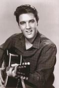 Elvis Presley (Love Me Tender) Music Poster Print Poster - 24x36