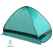 Beach UV Anti Quick Automatic Opening Beach Tent Portable Ultraviolet-Proof Summer Outdoor Camping Fishing