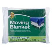 Duck Brand Moving Blanket, Blue, 1.1m x 1.8m