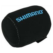 Shimano Baitcasting Neoprene Reel Cover Baitcast, Black