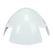 NE-M2 Metal Nose Cap for 3 Leaf Wind Turbine Wind Power Generator