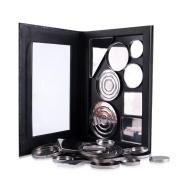 RNTOP Empty Magnetic Palette Makeup Palette Pad Black Large Pattern DIY Palette New