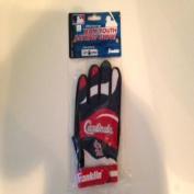 "Franklin Youth Batting Glove Left Hand ""Cardinals"""