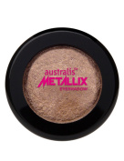 Australis AC Metallix Eye Shadow Gold Gaga Metal