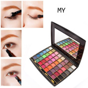 48 Colours Eyeshadow Palette Baomabao Luxury Golden Matte Nude Make up Beauty Eye Shadow Palettes