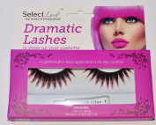 Select Lash Dramatic Lashes With Eyelash Glue