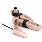 Kanzd Waterproof Lasting Beauty Black Waterproof Eyeliner Liquid Eye Liner Makeup Cosmetic