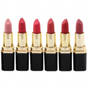 SEXYP 24PCS Women Moisturizering Smooth Long Lasting Charming Lipstick