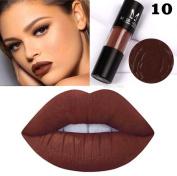 Lanhui MISS YOUNG Liquid Lipstick Moisturiser Velvet Lipstick Cosmetic Beauty Makeup for Women