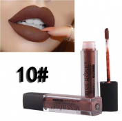 Lanhui MISS YOUNG Liquid Lipstick Moisturiser Velvet Lipstick Cosmetic Beauty Makeup for Lovely Women