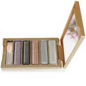 LLguz Glitter Eye Shadow Powder Palette Matte Eyeshadow Cosmetic