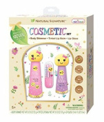 Hot Focus Natural Signature 110EM Cosmetic Body Shimmer Lip Gloss & Balm, Emoji