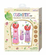 Hot Focus Natural Signature 110FR Cosmetic Body Shimmer Lip Gloss & Balm, Fruit