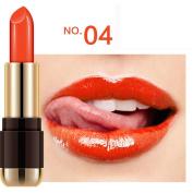 Lanhui_Lovely Women New Waterproof Long Lasting Velvet Lipstick Lip Gloss Pencil Beauty Makeup Tool